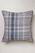 Ludlow Check Cushion