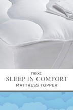 Sleep In Comfort Mattress Topper