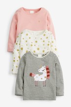 3 Pack T-Shirts (3mths-7yrs)