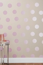 Paste The Wall Chic Spot Wallpaper