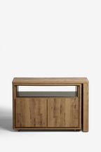 Bronx Swivel Desk