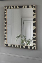 Bone Effect Resin Mirror