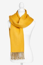 Double Faced Midweight Scarf