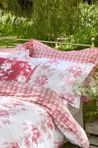 Cabbages & Roses 2 Pack Charlotte Pillowcases