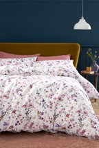 Watercolour Ditsy Duvet Cover and Pillowcase Set