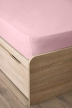 Soft Touch Brushed Cotton Fitted Sheet