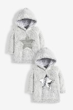 Sequin Fleece Hoody (9mths-7yrs)