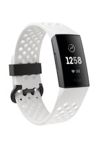 Fitbit® White Charge 3™
