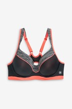 High Impact Full Cup Underwired Sports Bra