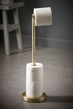 Pivot Toilet Roll Holder