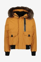 Superdry Yellow Everest Bomber Jacket