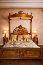 The Chateau by Angel Strawbridge Wallpaper Museum Duvet Cover and Pillowcase Set