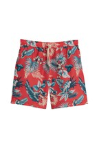 Matching Family Mens Floral Print Swim Shorts