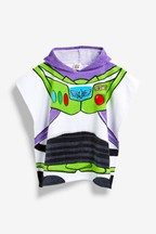 Buzz Lightyear Towelling Poncho