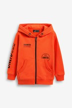 Zip Through Heavyweight Hoody (3-16yrs)