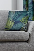 Fusion Tropical Leaf Cushion