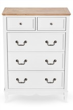 Evie 5 Drawer Multi Chest