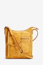 Pocket Messenger Across-Body Bag