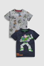 Disney™ Toy Story T-Shirts Two Pack (3mths-6yrs)