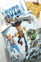 Disney™ Toy Story 4 Printed Duvet Cover And Pillowcase Set