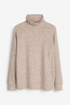 Cosy Lightweight High Neck