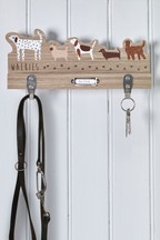 Pet Shelf With Hooks