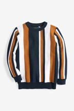 Vertical Stripe Jumper (3-16yrs)