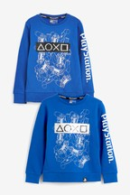 PlayStation™ Sequin Sweat (3-16yrs)