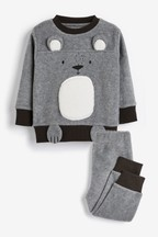 Bear Fleece Pyjamas (9mths-8yrs)