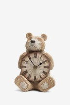 Novelty Bear Clock