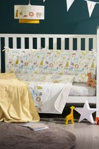 Jungle Jamboree Cot Bumper