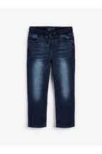 Jersey Denim Pull-On Jeans (3-16yrs)
