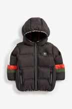 Colourblock Padded Jacket (3mths-7yrs)