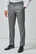 Birdseye Suit: Trousers