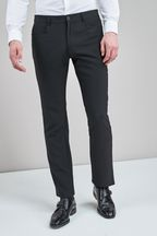Five Pocket Jean Style Trousers