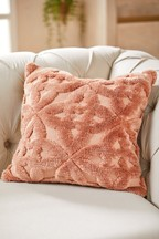 Tufted Tile Geo Cushion