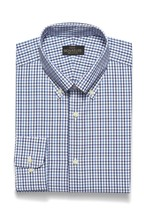 Slim Fit Check Signature Shirt
