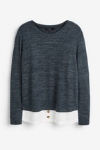 Cosy Layer Top
