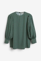 Puff Long Sleeve Top