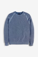 Washed Crew Jumper