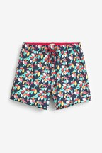 Toucan Print Swim Shorts