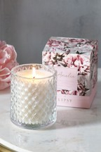 Lipsy Midnight Patchouli and Amber Candle