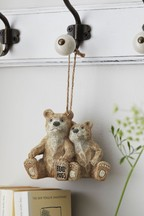 Bear Hugs Hanging Decoration