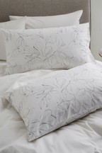 Set of 2 TENCEL™ Floral Pillowcases