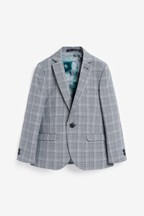 Check Suit Jacket (12mths-16yrs)