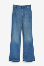 Free People Mid Blue Mindy Flare Jeans