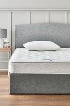 Single Rolled Open Sprung Medium Mattress