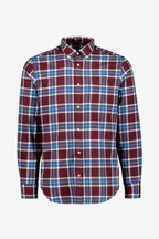 GANT Winter Twill Plaid Regular Shirt