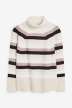Lofty Roll Neck Jumper