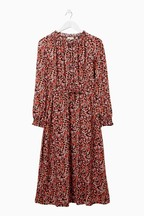 FatFace Keira Prairie Meadow Midi Dress